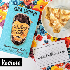 Cover to Cover Book Blog Kat Snark covertocoverlit Book Blogger Book blog reader reading Baking Me Crazy Karla Sorenson Friends-to-lovers BFFs unrequited love second-chance romance foodie romance disabled wheelchair
