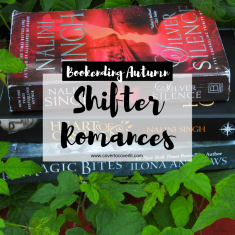 Cover to Cover Book Blog Kat Snark covertocoverlit Book Blogger Book blog reader reading bookending autumn cozy reads sweater weather shifter romances