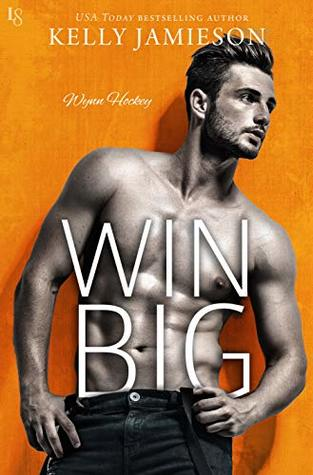Cover to Cover Book Blog Kat Snark covertocoverlit Book Blogger Book blog reader reading Win big by Kelly Jamieson hockey sports romance fake relationship workplace romance